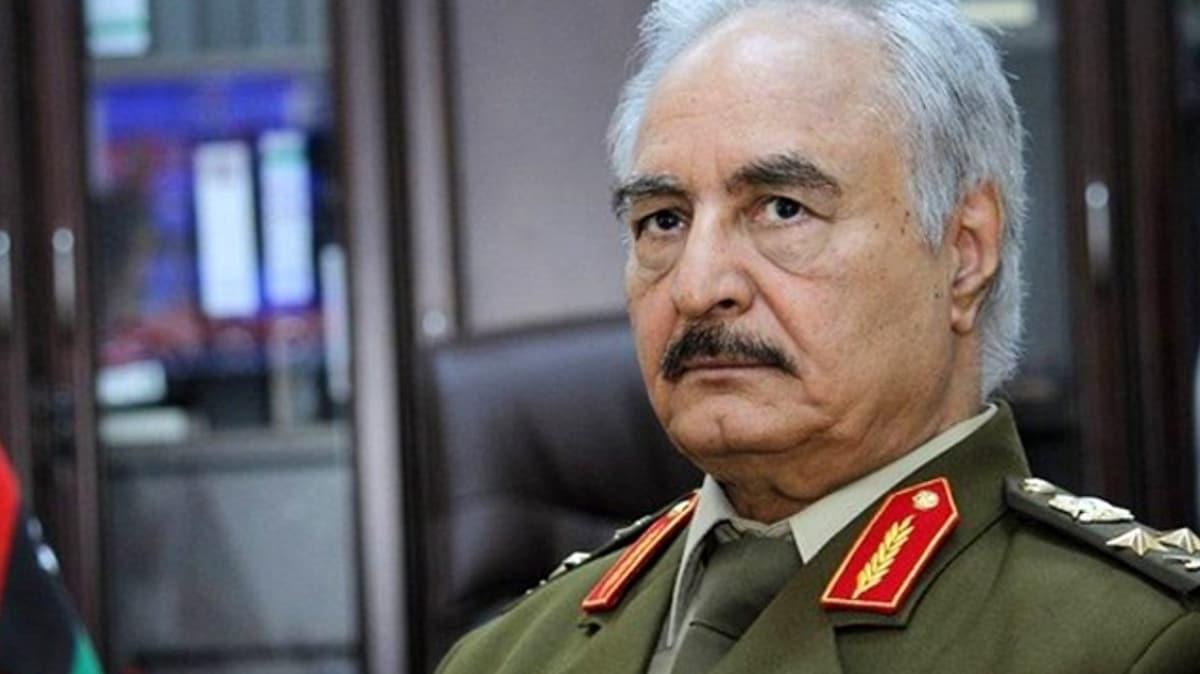 Libya'da Hafter'e büyük darbe: Kendini başkan ilan etmesinin gerçek nedeni ortaya çıktı