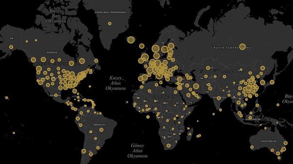 Uluslararası Kurtarma Komitesi'nden koronavirüs açıklaması: 1 milyar kişiye bulaşabilir!