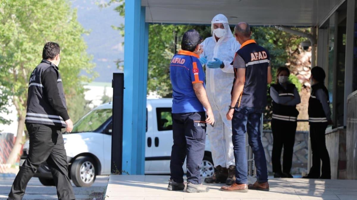 Suudi Arabistan'dan gelen 168 Türk, Denizli'de karantinaya alındı