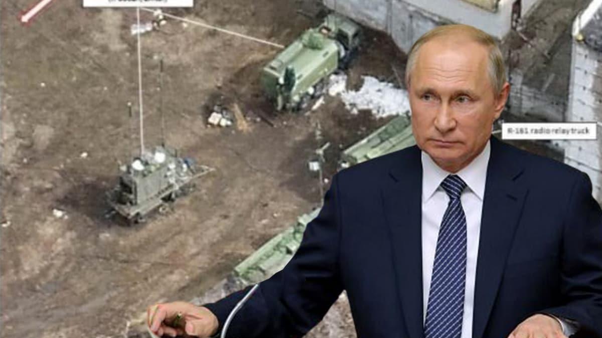 """Uydu görüntüleri ortaya çıktı! Rusya buna ne diyecek"""""""