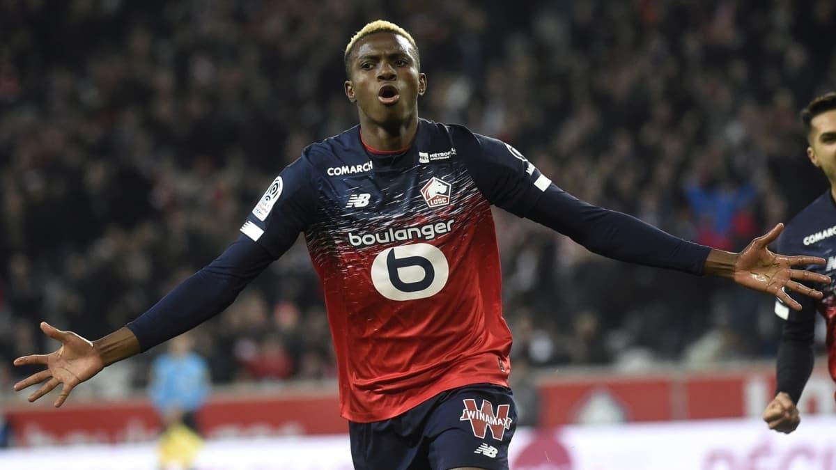 Yıldız golcü Osimhen için Liverpool bir adım önde