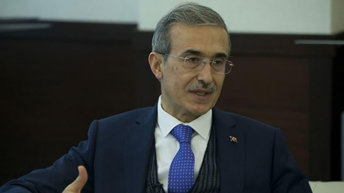 SSB Başkanı Demir: Milli teknoloji hamlesini sağlıkta da gerçekleştiriyoruz