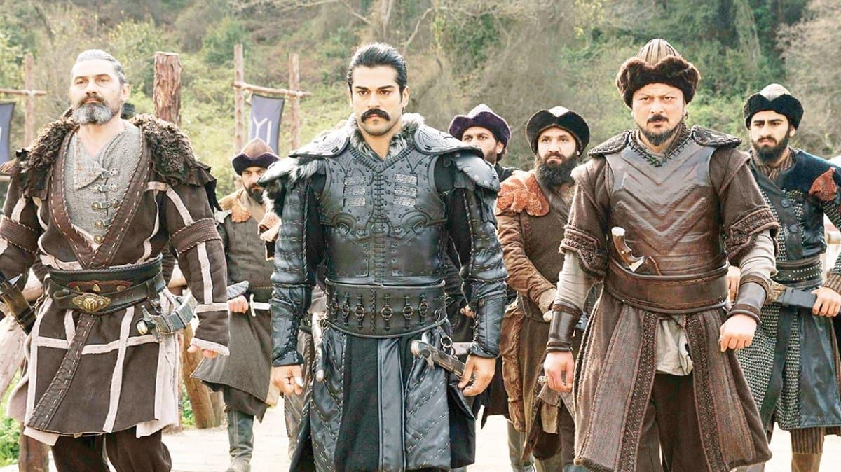 Kuruluş Osman'ın yeni bölümünde kılıçlar çekiliyor