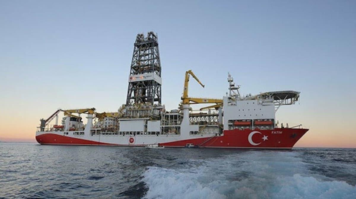 'Hopa ve Sürmene açıklarında petrol emarelerine rastladık'