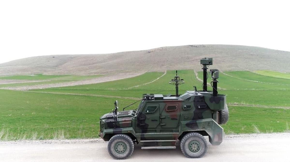 Batı sınırının güvenliği için ATEŞ hazır! Teslim edildi