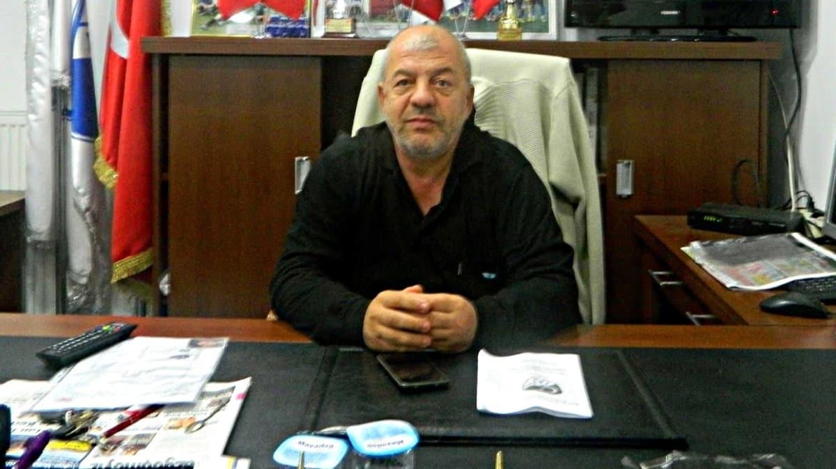 Zeytinburnu Telsiz Spor Başkanı Turgay Kalyoncu, koronavirüsten hayatını kaybetti