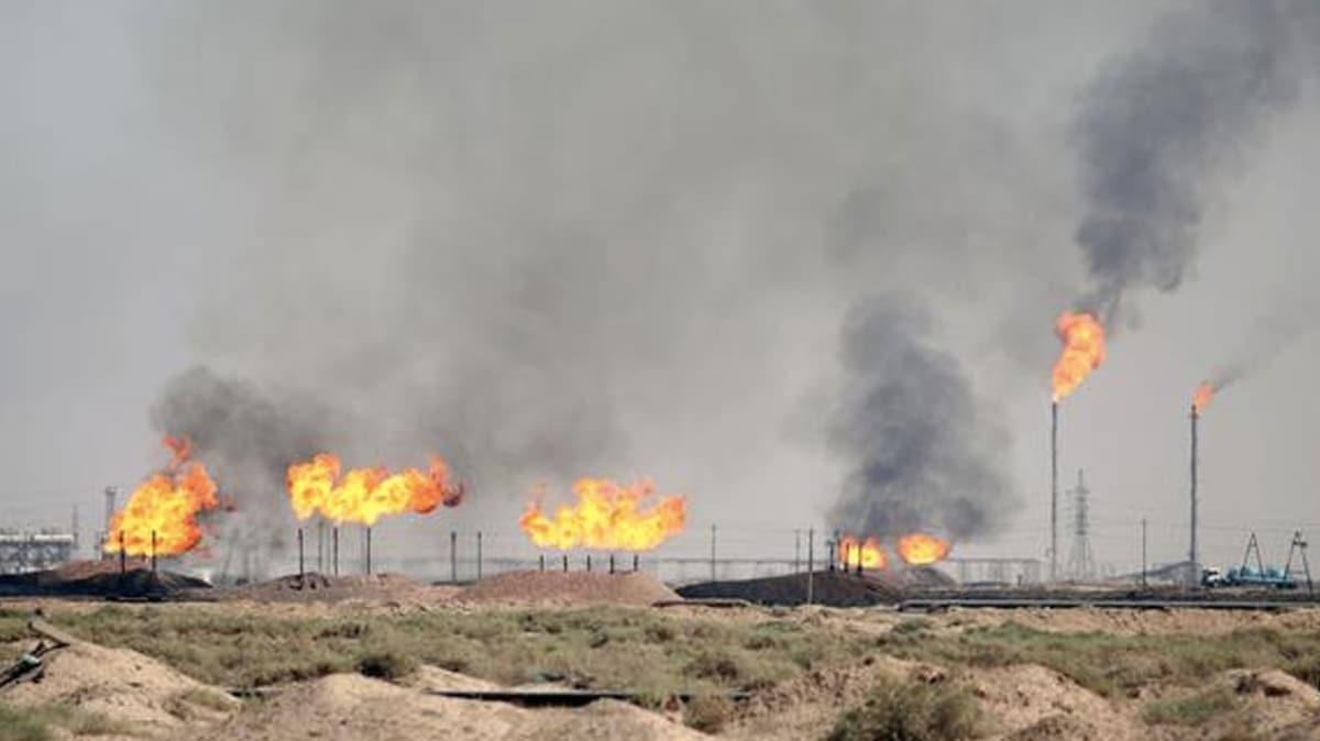 Irak'ta gerilim hatlarına düzenlenen saldırıda 5 vilayet elektriksiz kaldı