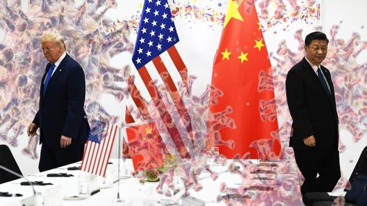 """Çin karşı atağa geçti! 'ABD neyi gizliyor""""'"""