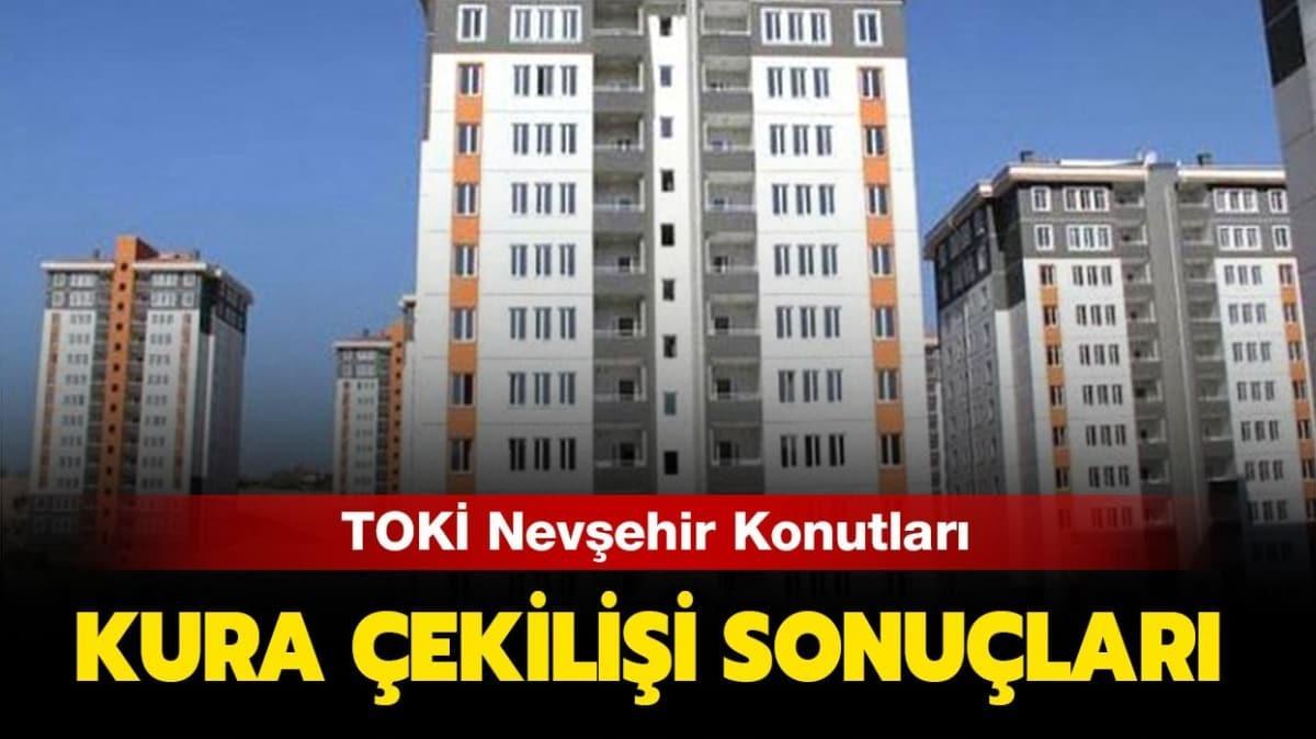 """TOKİ Nevşehir kura çekilişi canlı nereden izlenir"""""""