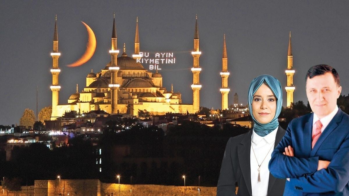 """""""Türkiye'de Ramazan"""" programı ekrana geliyor"""