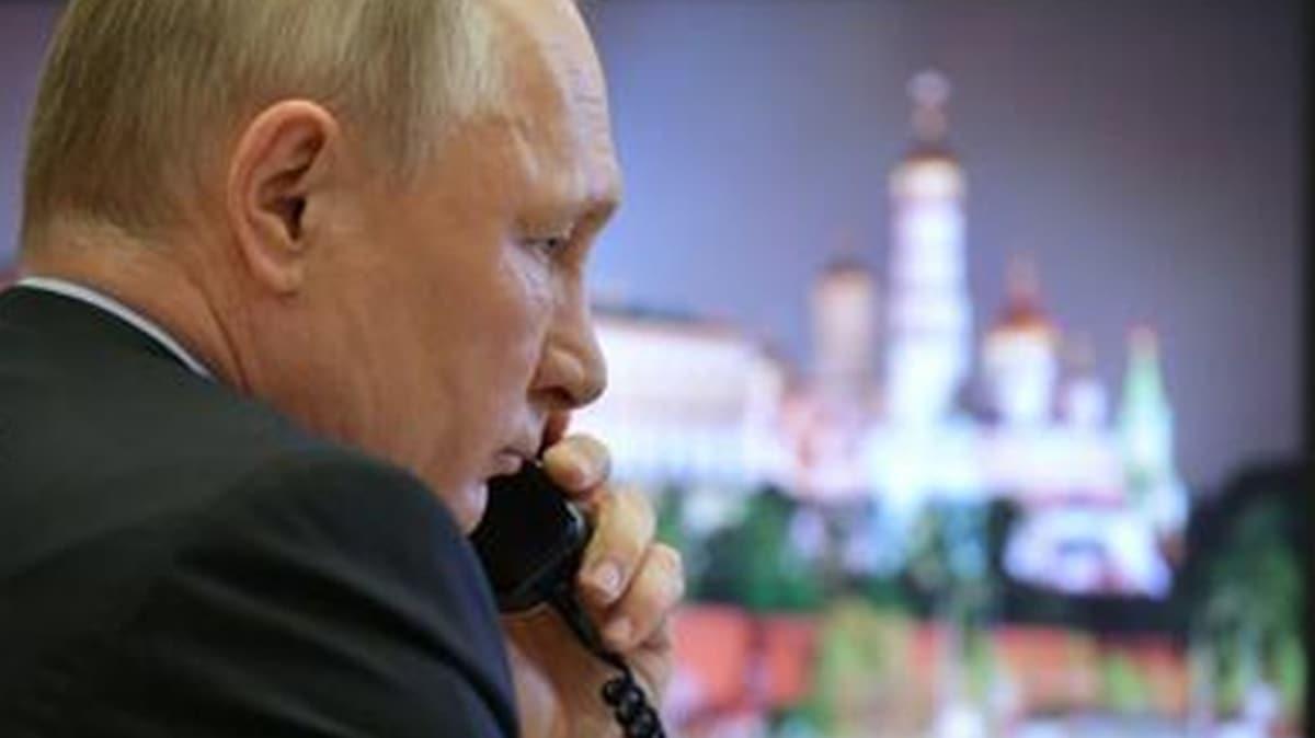 Putin, yeterli bireysel koruyucu olmadığını kabul etti