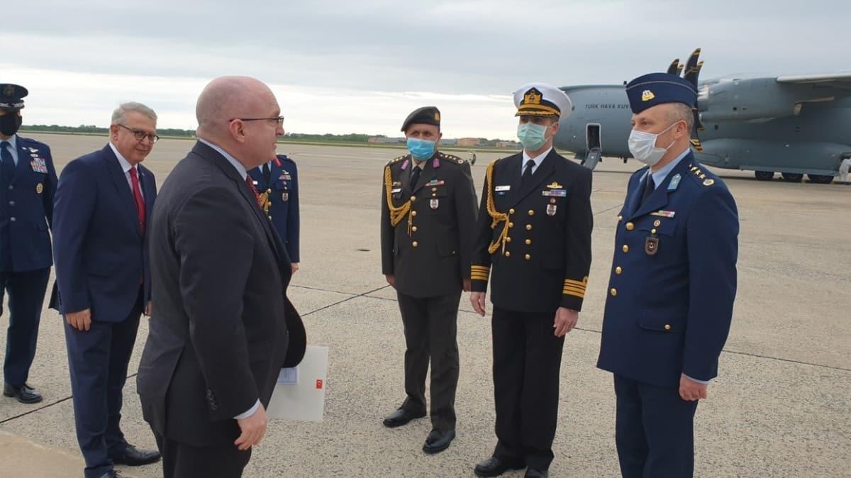 Yardım yüklü askeri kargo uçağı ABD'ye ulaştı... ABD'li diplomat Türkiye'ye böyle teşekkür etti