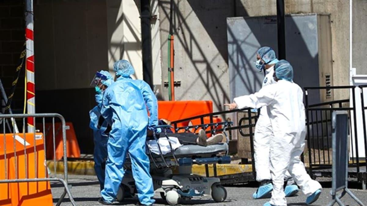 ABD koronavirüsten ölenlerin sayısı 58 bin 368'e yükseldi