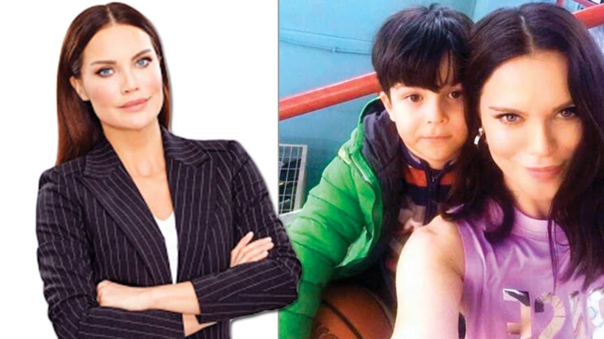 Ebru Şallı: Oğlumun anılarıyla beni yalnız bırakın