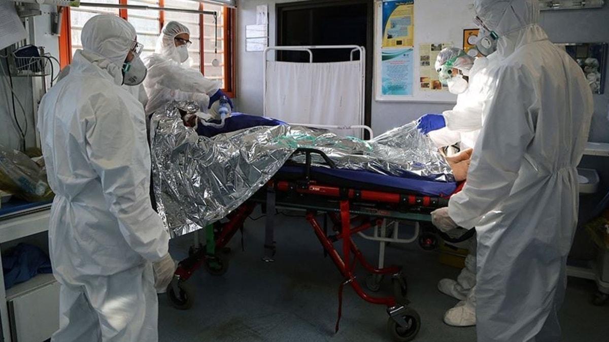 Fransa'da salgından ölenlerin sayısı 24 bini aştı