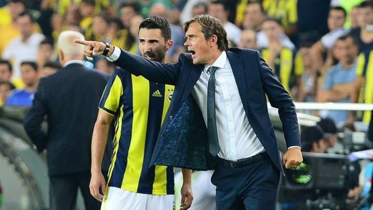 Fenerbahçe'de yeni hoca arayışlarına Cocu damgası