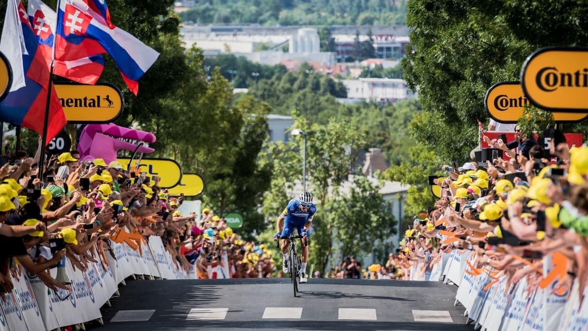 İspanya Bisiklet Turu Hollanda'da başlamayacak