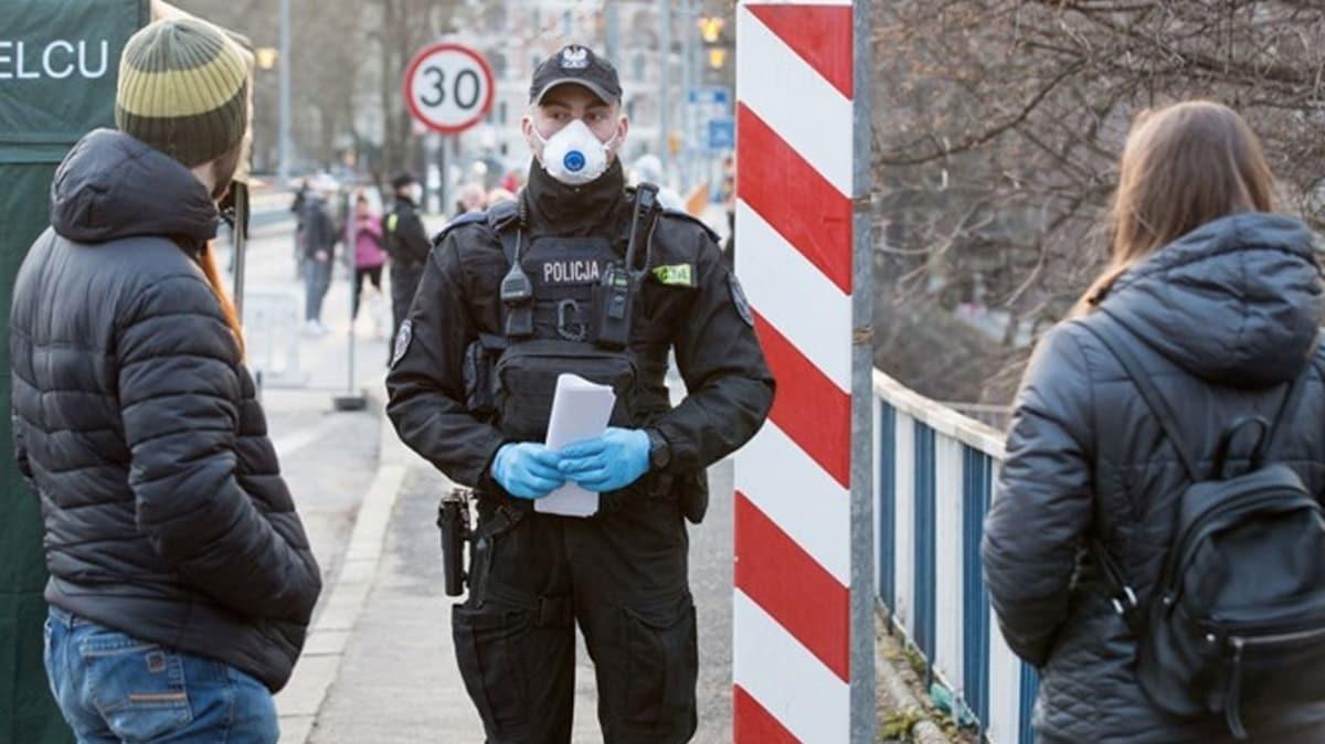 Polonya vatandaşlarını sevindiren haber: 4 Mayıs'tan itibaren esneme başlıyor