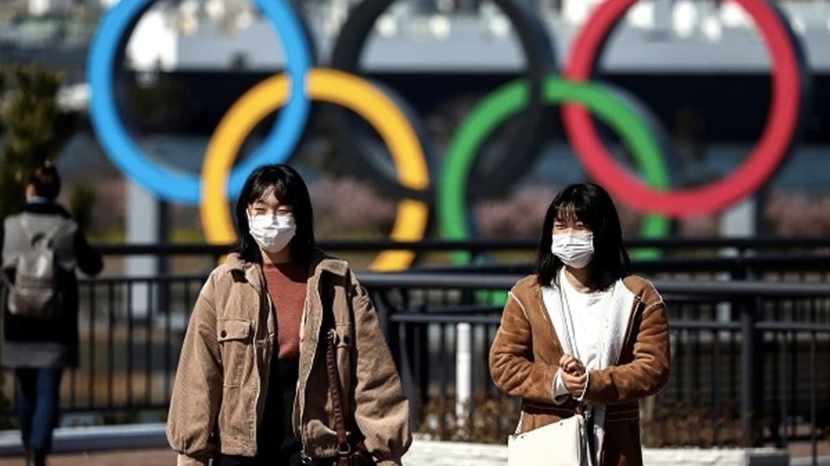 'Olimpiyatların düzenlenmesi için aşı şart değil'