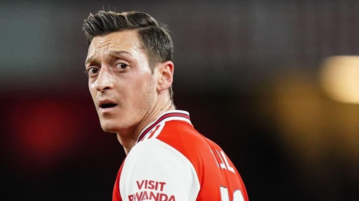 Mesut Özil'den Arsenal'e maaş indirimi resti: O paraya Fenerbahçe'de oynarım