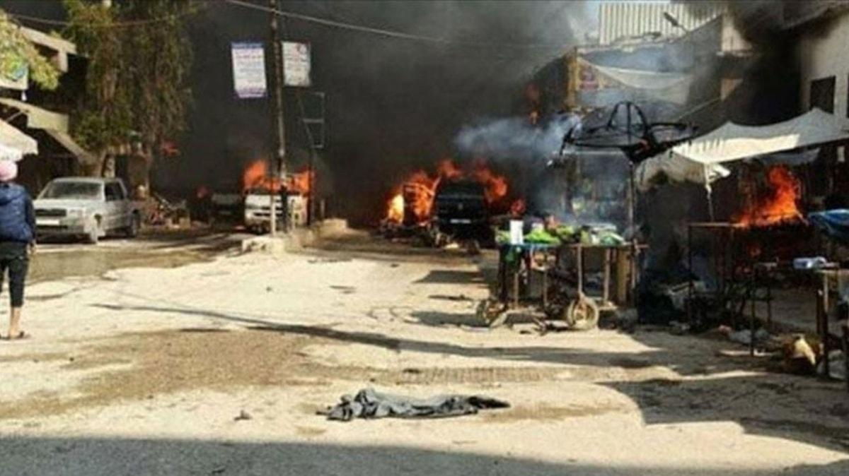 AB'den Afrin'de gerçekleşen terör saldırısına kınama: Sorumlular hesap vermeli