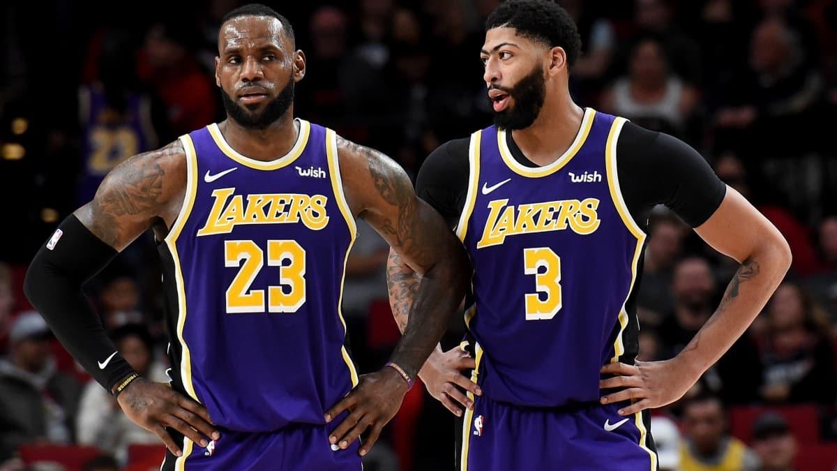 Los Angeles Lakers'dan alkışlanacak hareket