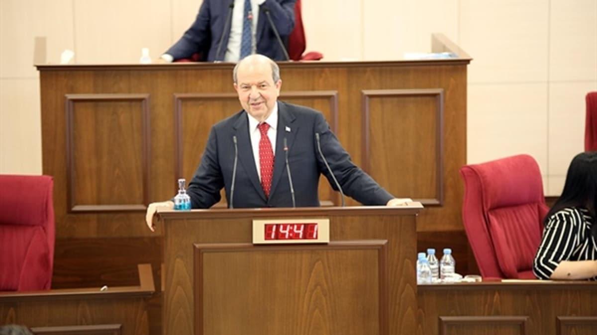 KKTC Başbakanı Ersin Tatar müjdeyi duyurdu! 'Kontrol altına alındı!