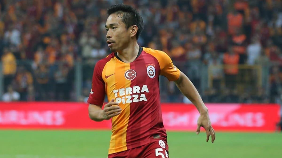 Galatasaray'da Nagatomo'nun geleceği belli oldu
