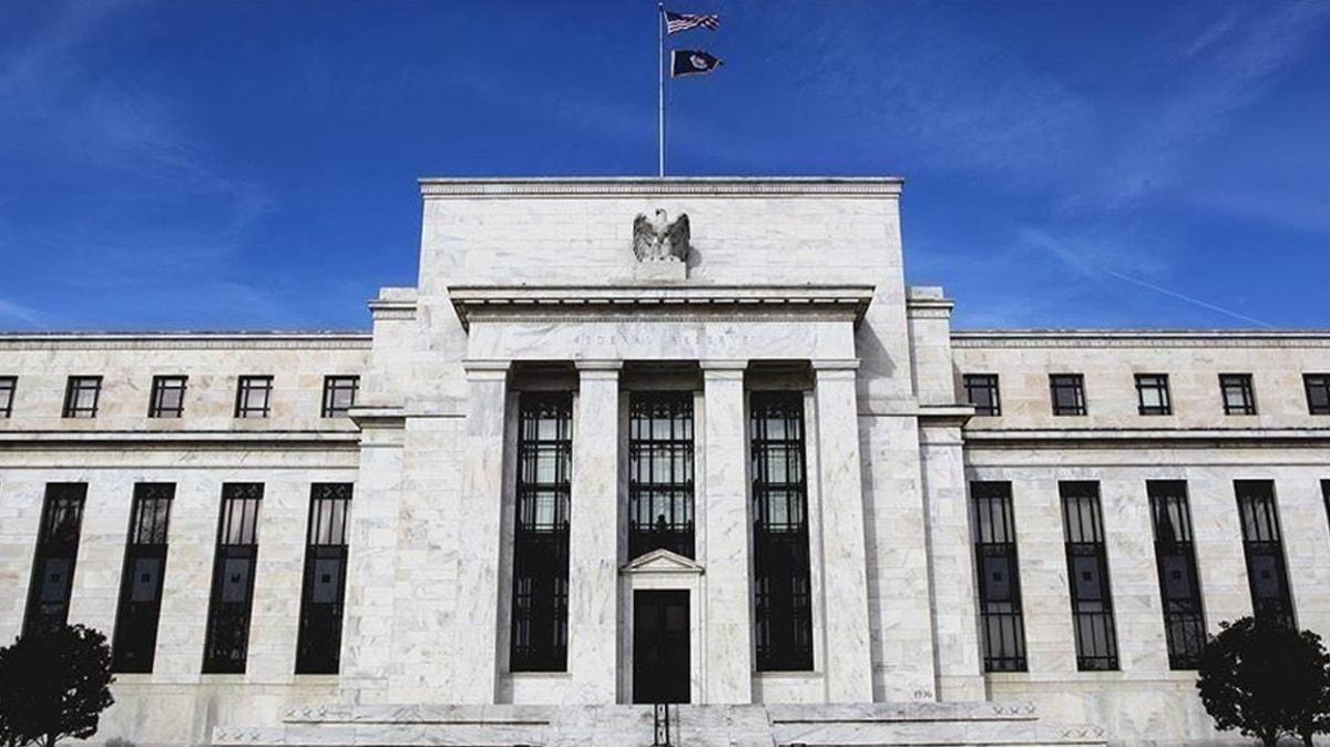 ABD Merkez Bankası Fed, faiz kararını açıkladı
