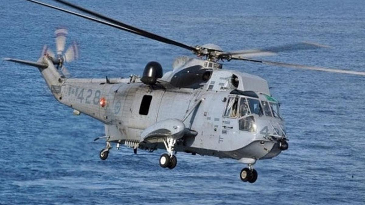 MSB: İyon Denizi'ne düşen helikopteri kurtarma çalışması başlatıldı