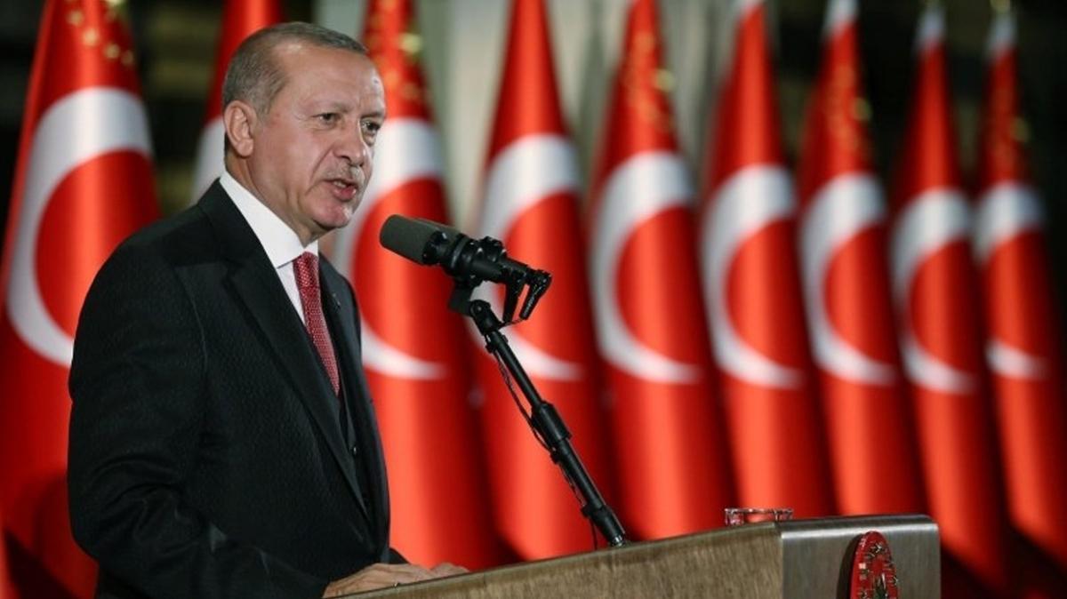 Başkan Erdoğan'dan Diplomat dergisine makale: TANAP bir bölgesel barış projesidir