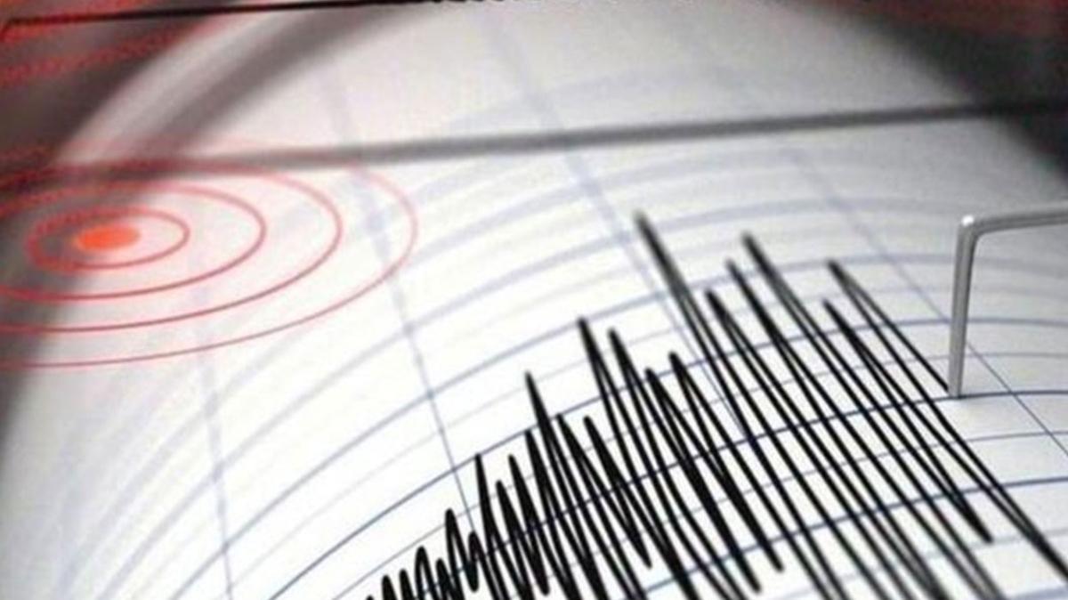 """Elazığ'da deprem mi oldu"""""""