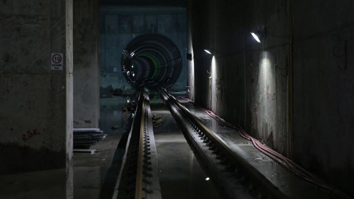 Başakşehir-Kayaşehir metro hattını Ulaştırma ve Altyapı Bakanlığı yapacak