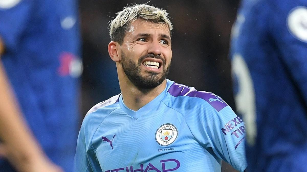 Sergio Agüero'dan koronavirüs sözleri: Futbolcuların birçoğu korkuyor