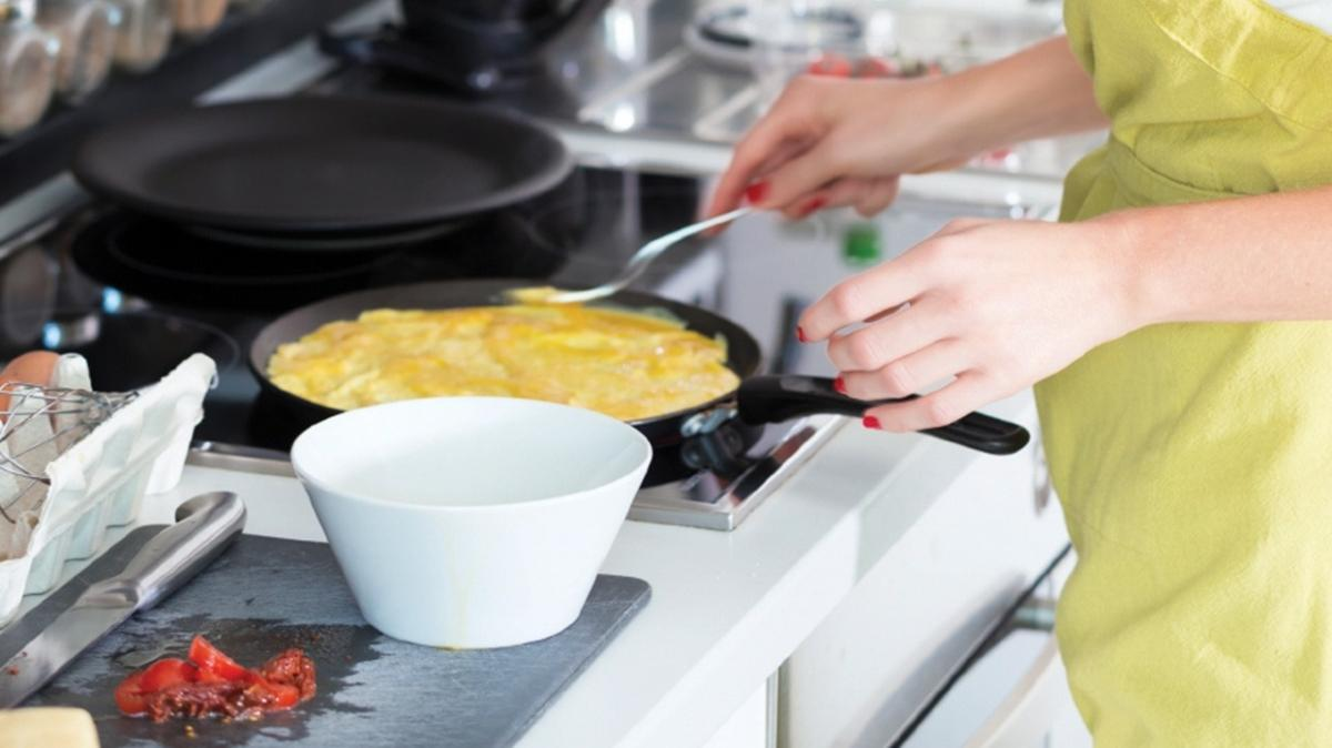 Gün boyu tok tutan omlet