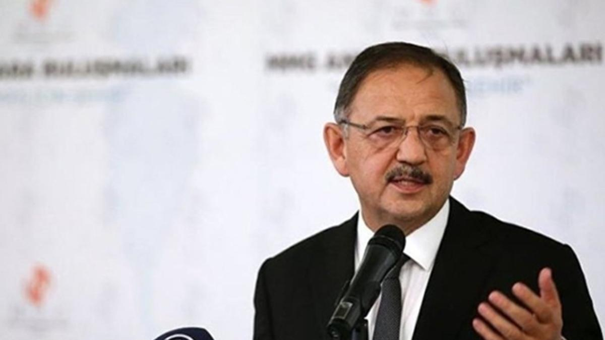 AK Parti'li Özhaseki'den CHP'li Özel'e tepki