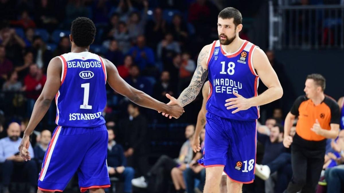 Fransız basketbolcu Moerman, Türkiye'de kendini daha güvende hissediyor