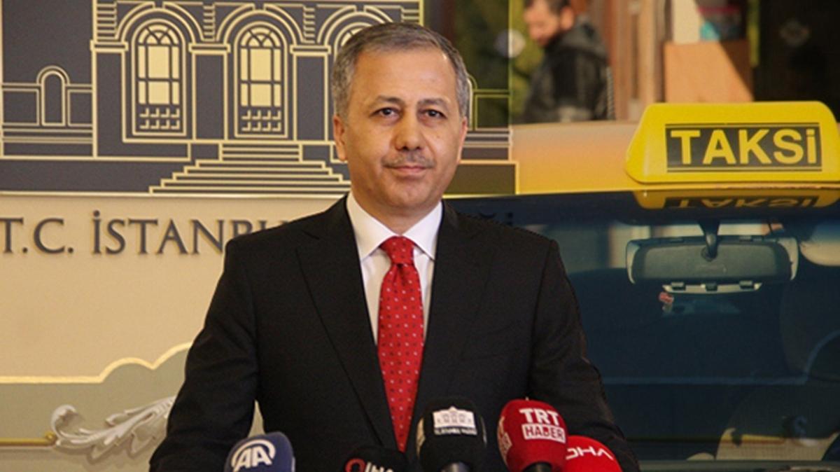 İstanbul Valisi Yerlikaya duyurdu: 12 bin 500 ücretsiz sefer...