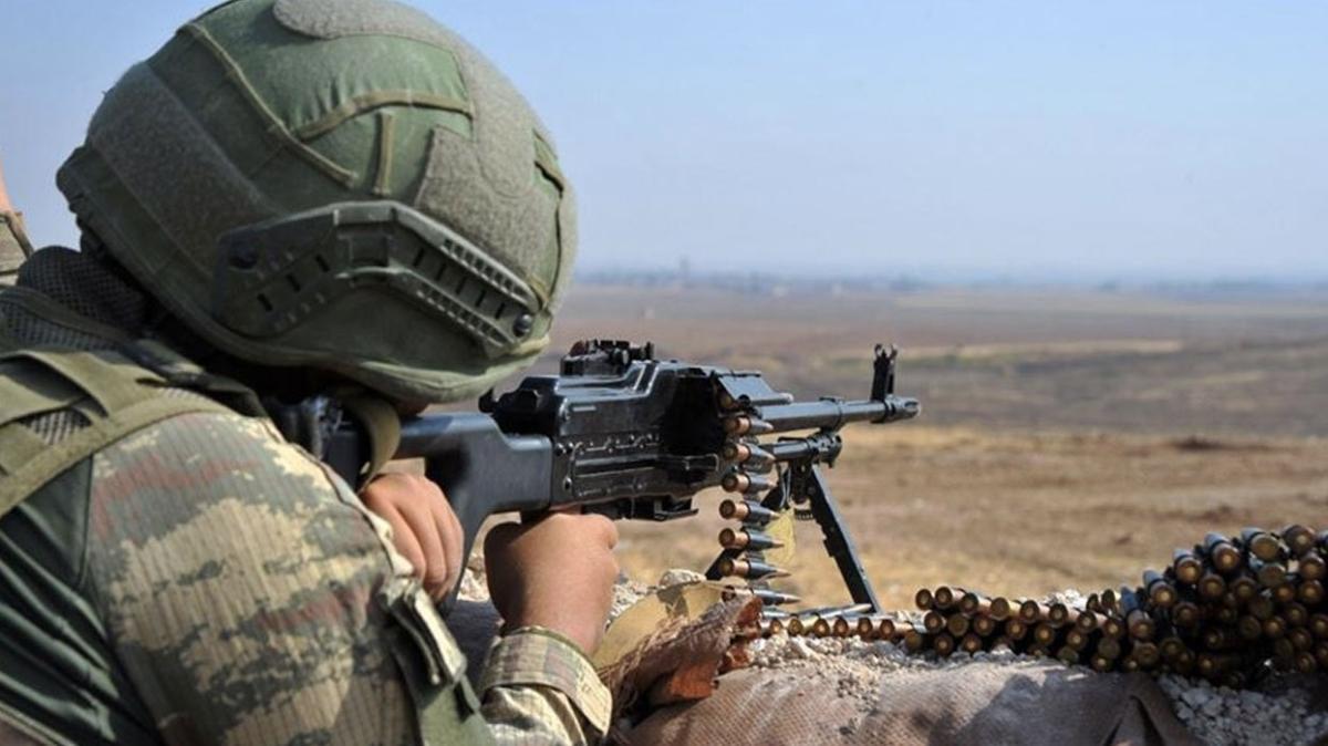 MSB: 4 PKK'lı terörist öldürüldü