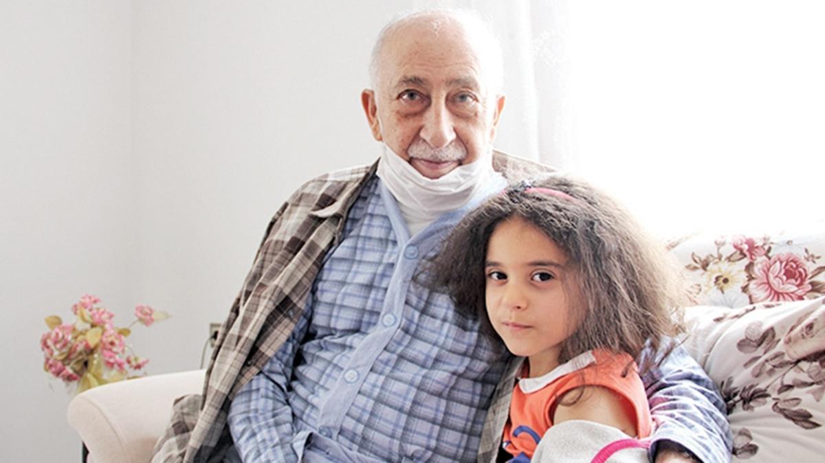 Burhan Amca yardım bekliyor