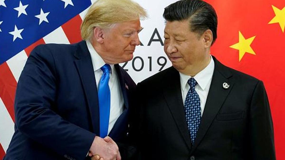 """""""ABD'nin Çin'e yaptırımı ekonomik felakete yol açar"""" uyarısı"""