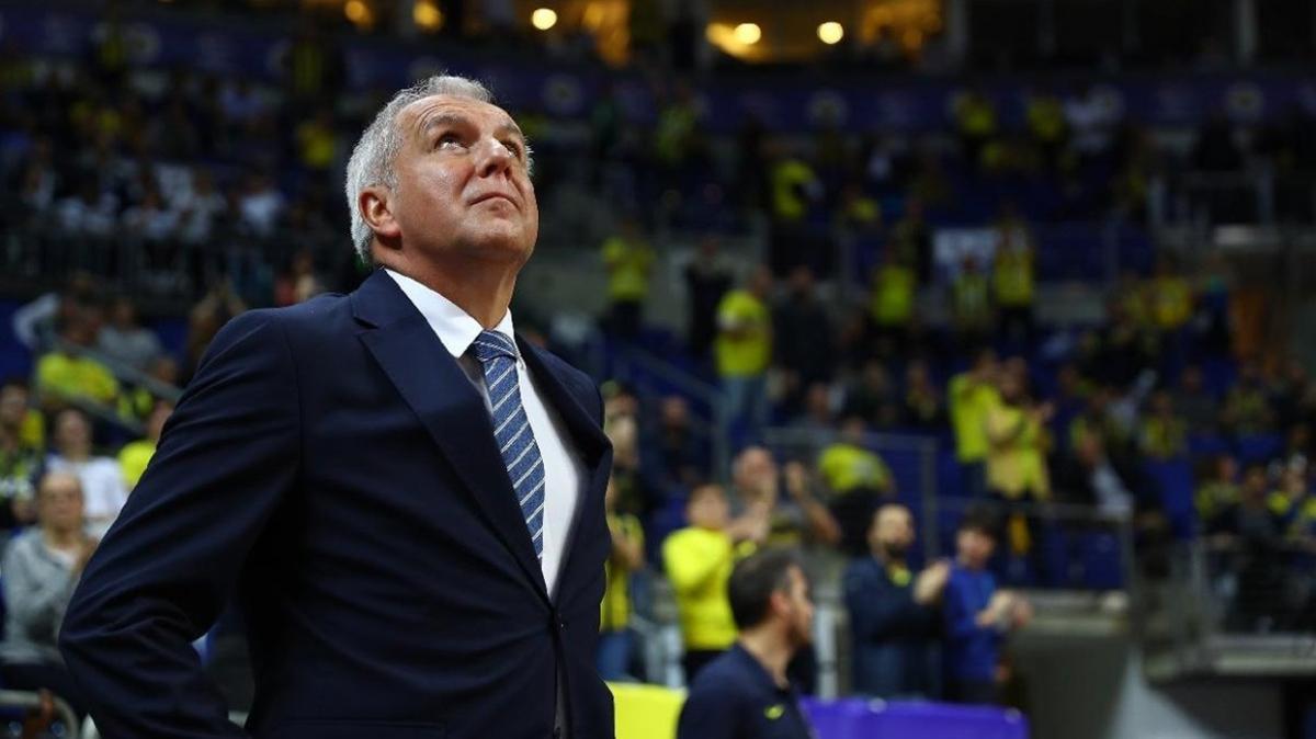 Fenerbahçe Beko Genel Menajeri'nden Obradovic açıklaması