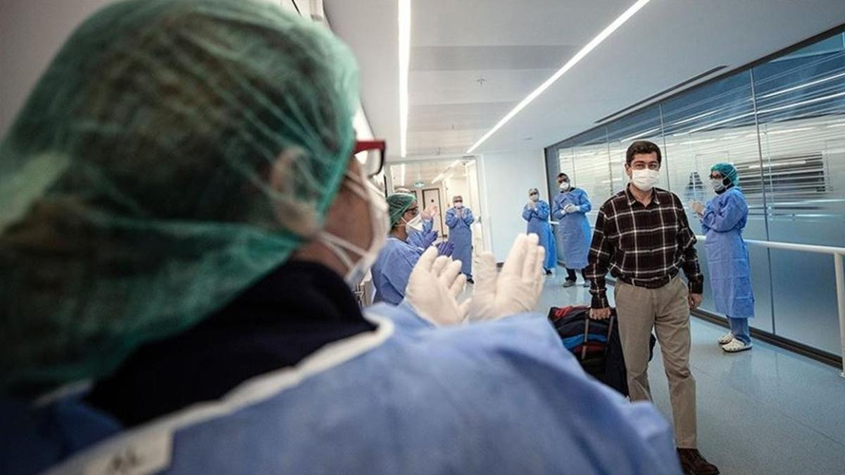 Dünya genelinde koronavirüsten iyileşenlerin sayısı 1 milyon 100 bini geçti
