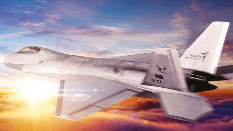 Milli savaş uçağının yazılım çalışması başlıyor