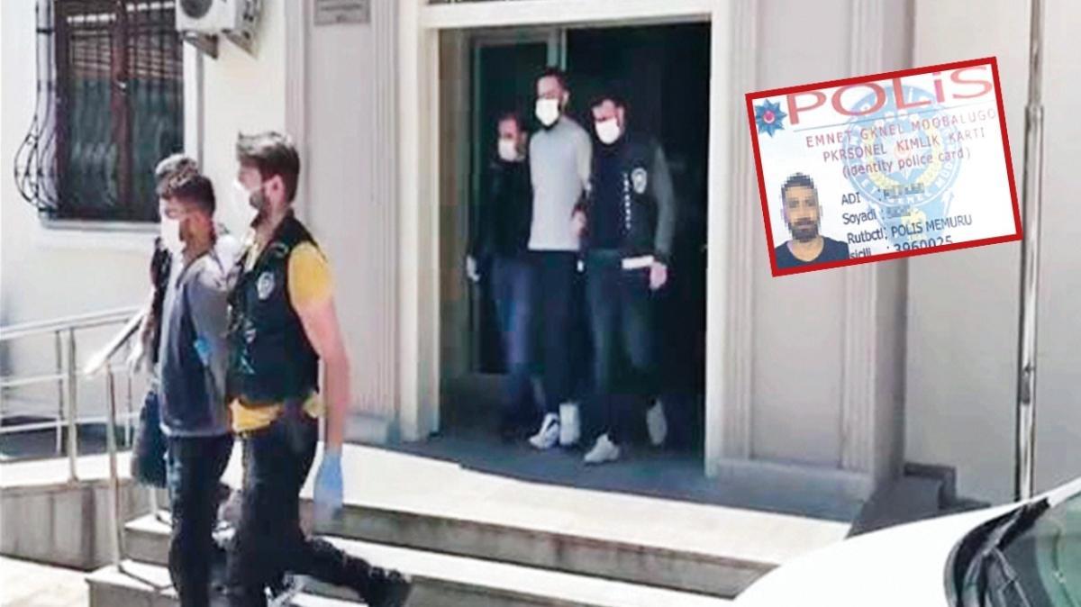 Türkçe bile yazamayan çete 'pes' dedirtti! Polis kılığında hemşeriye gasp
