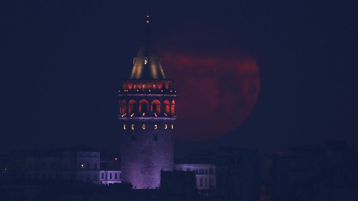 İstanbul'da kartpostallık görüntüler