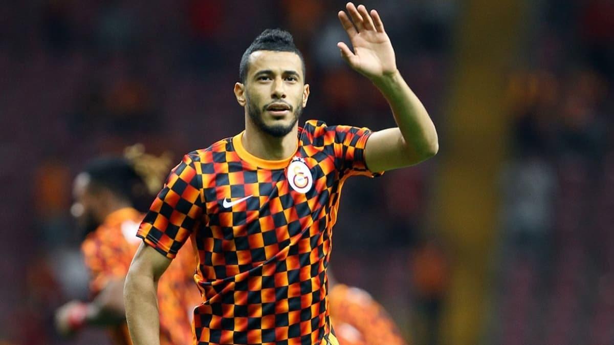 Galatasaray yönetiminden menajerlere Belhanda talimatı