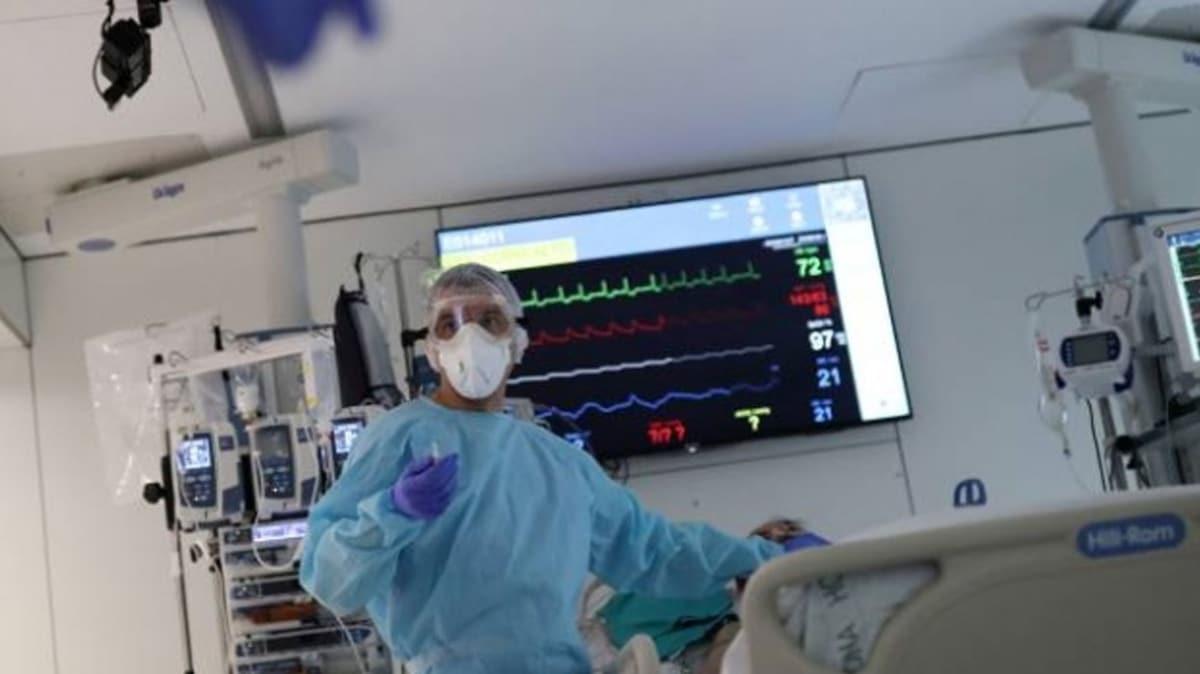 Rusya'da 10 bin 699 yeni koronavirüs vakası