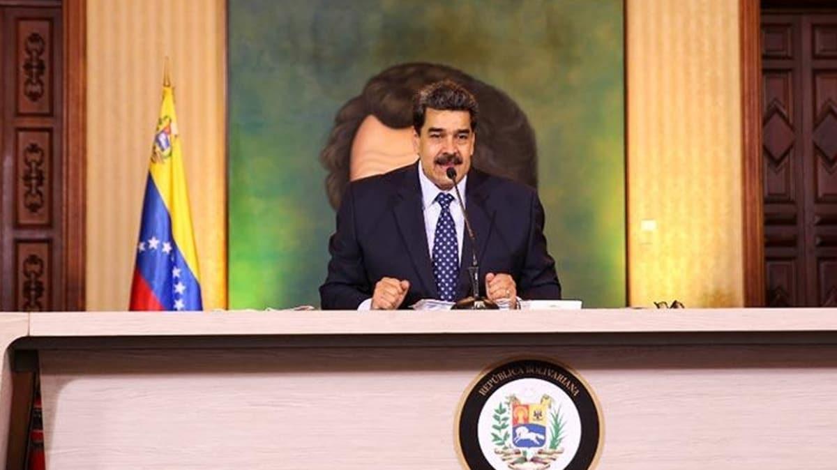 """Venezuela'da darbe hazırlığı suçlamasıyla bir """"paralı asker"""" daha yakalandı"""