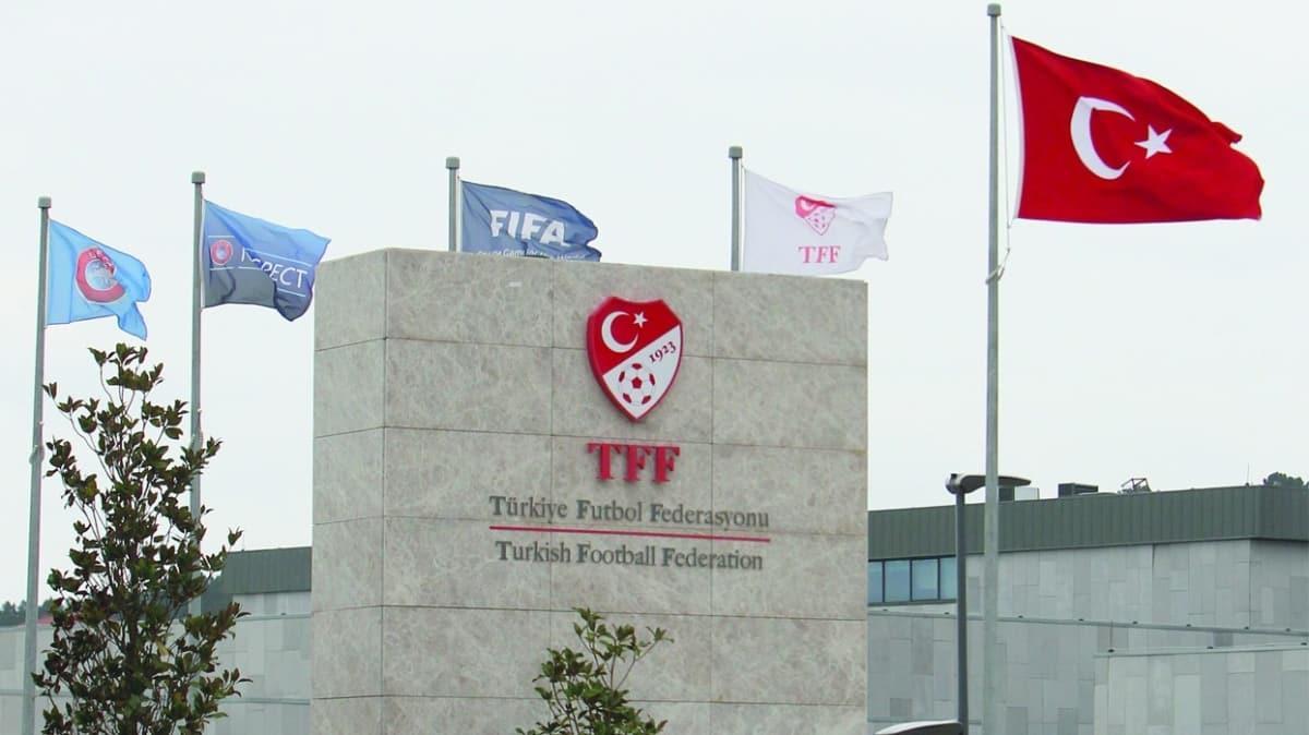 TFF'den liglerin yeniden başlayacağı tarihle ilgili yapılan eleştirilere cevap